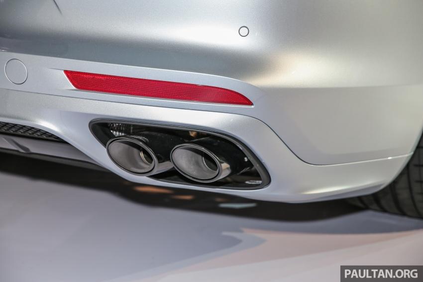 Porsche Panamera 2017 kini berada di Malaysia – harga bermula RM890k bagi model asas 3.0L V6 turbo dan RM1.1j untuk varian 4S 2.9L V6 biturbo Image #644930