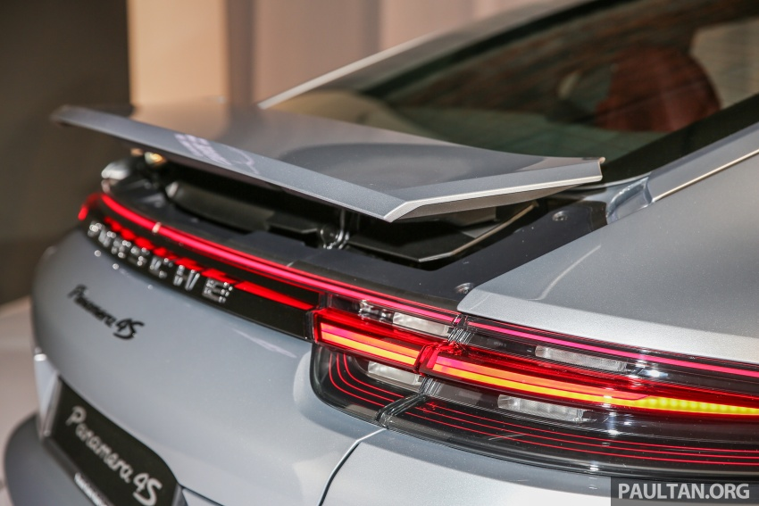 Porsche Panamera 2017 kini berada di Malaysia – harga bermula RM890k bagi model asas 3.0L V6 turbo dan RM1.1j untuk varian 4S 2.9L V6 biturbo Image #644924