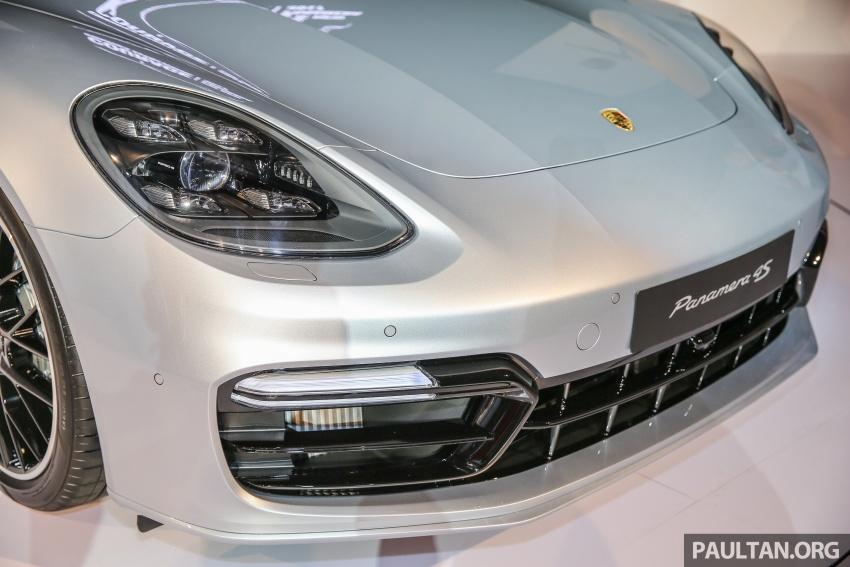 Porsche Panamera 2017 kini berada di Malaysia – harga bermula RM890k bagi model asas 3.0L V6 turbo dan RM1.1j untuk varian 4S 2.9L V6 biturbo Image #644912