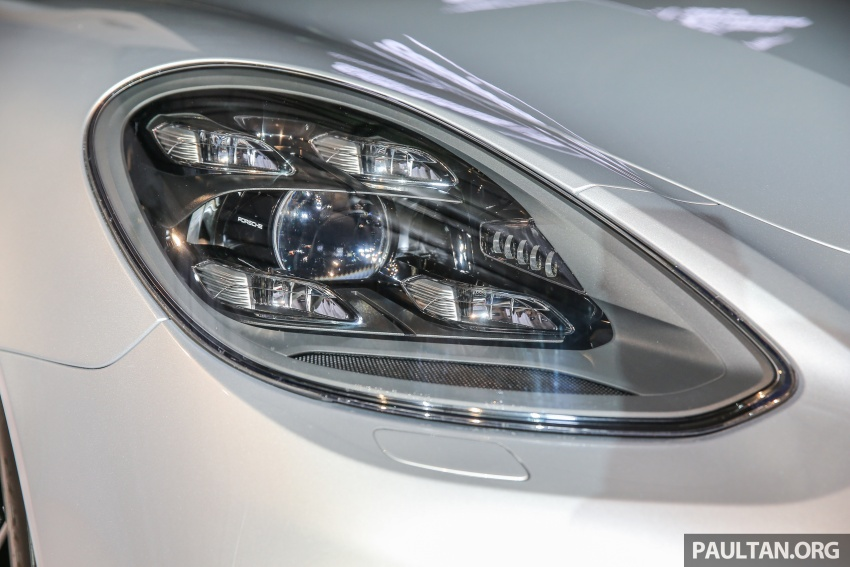 Porsche Panamera 2017 kini berada di Malaysia – harga bermula RM890k bagi model asas 3.0L V6 turbo dan RM1.1j untuk varian 4S 2.9L V6 biturbo Image #644913