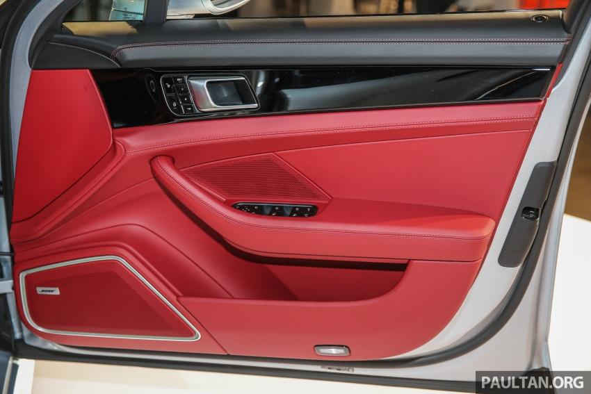 Porsche Panamera 2017 kini berada di Malaysia – harga bermula RM890k bagi model asas 3.0L V6 turbo dan RM1.1j untuk varian 4S 2.9L V6 biturbo Image #644970