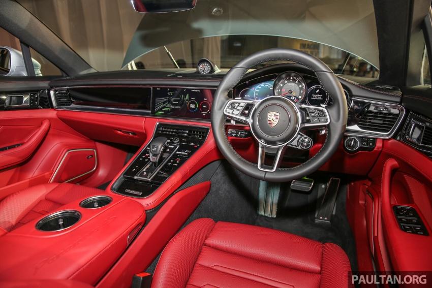 Porsche Panamera 2017 kini berada di Malaysia – harga bermula RM890k bagi model asas 3.0L V6 turbo dan RM1.1j untuk varian 4S 2.9L V6 biturbo Image #644969
