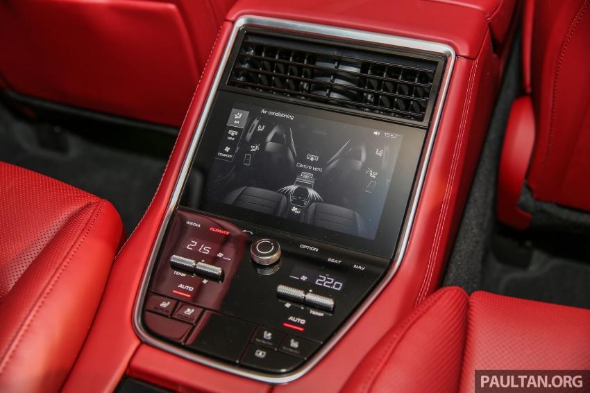 Porsche Panamera 2017 kini berada di Malaysia – harga bermula RM890k bagi model asas 3.0L V6 turbo dan RM1.1j untuk varian 4S 2.9L V6 biturbo Image #644961