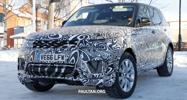 2018 range rover sport set to receive 2 0l ingenium petrol engines