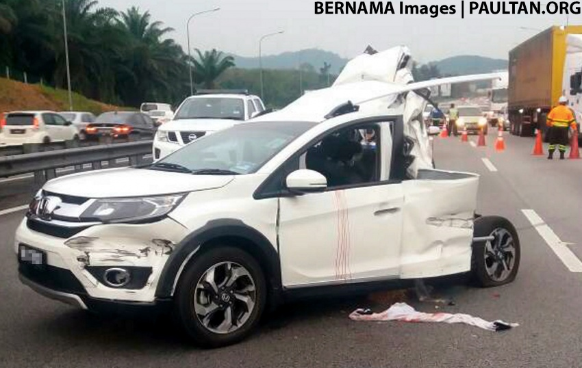 Yet another child dies in road accident in Malaysia – parents, secure your kids with seat belts, child seats Image #650075