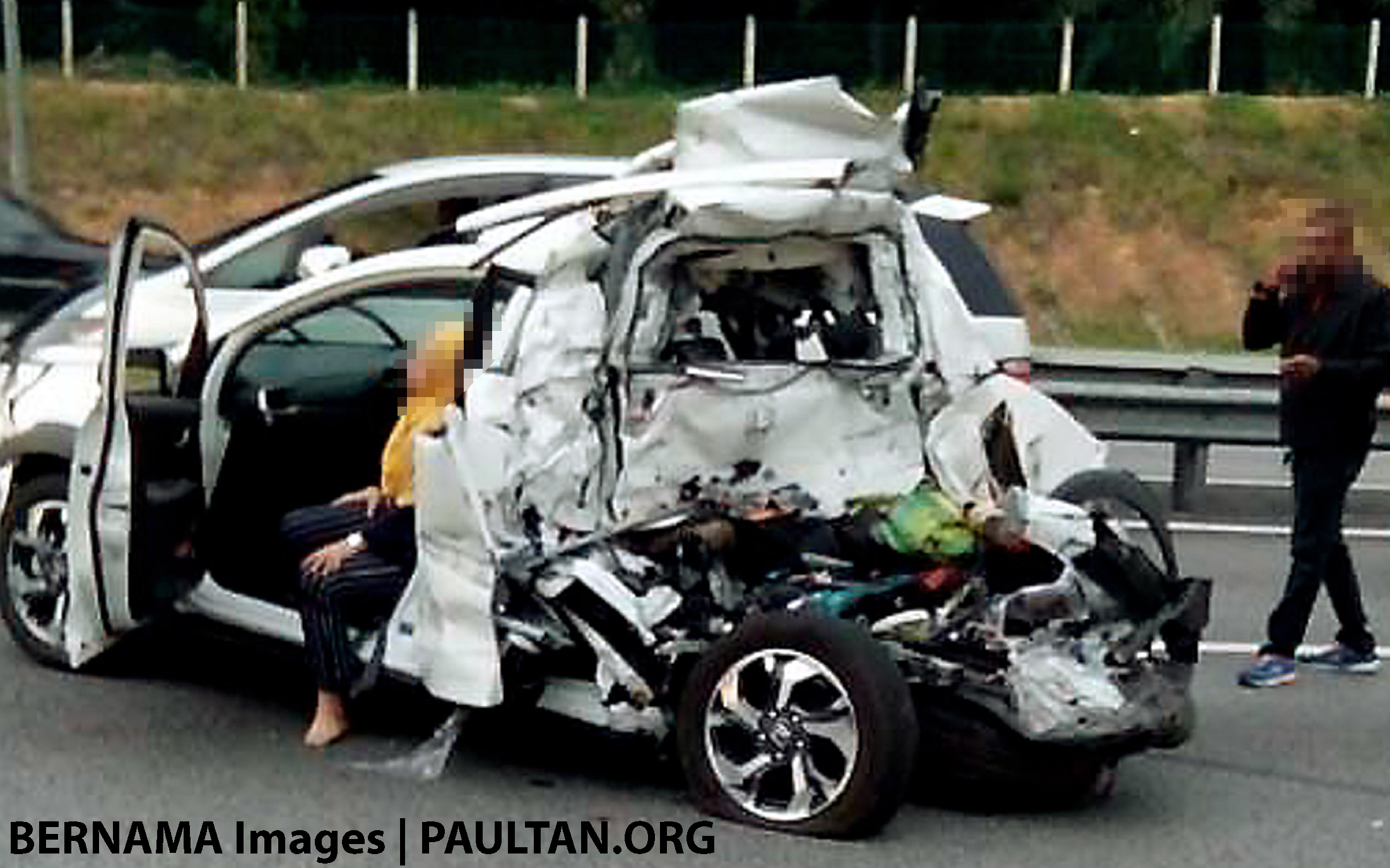 discussing road accidents in malaysia
