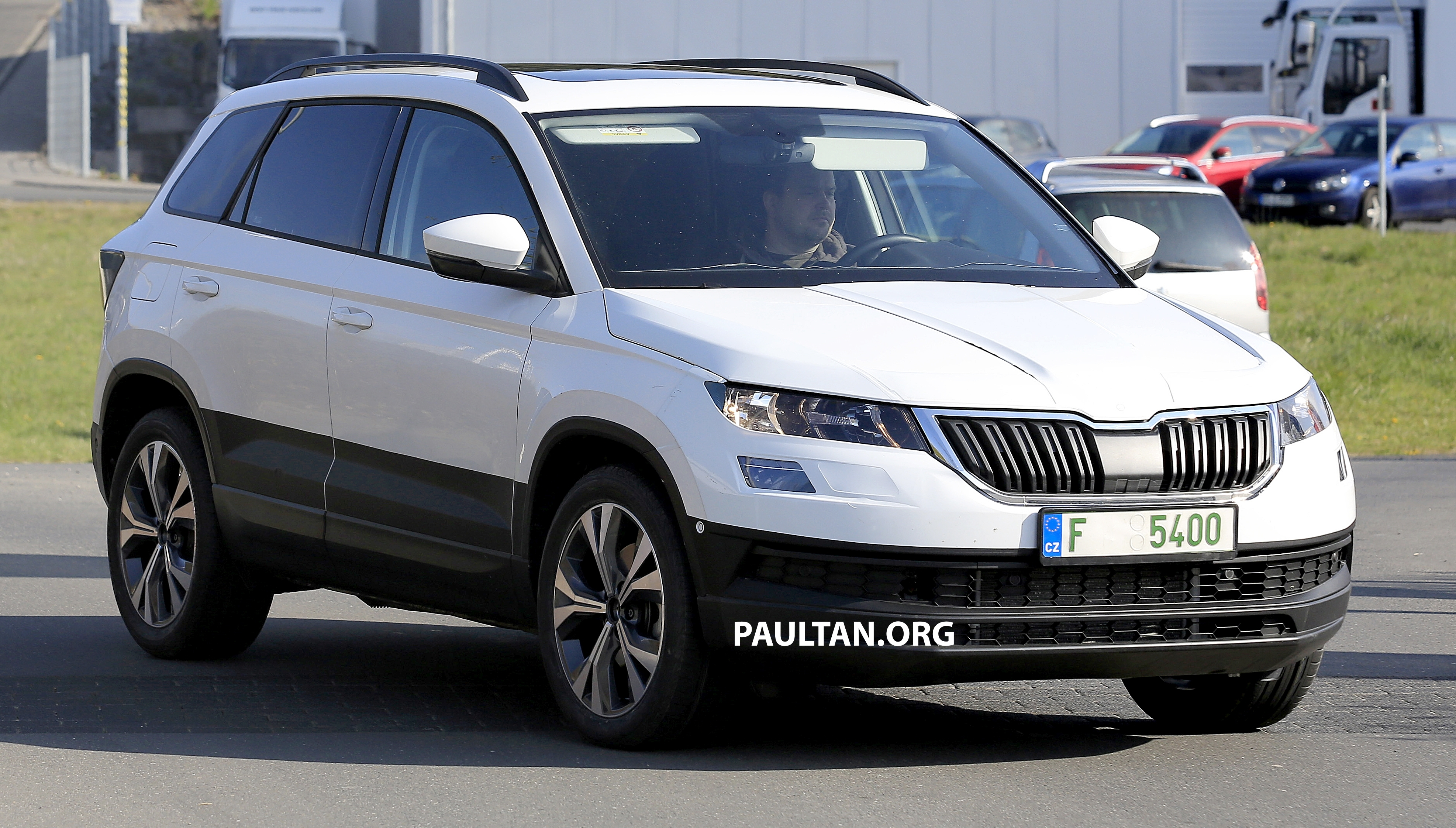 skoda karoq yeti replacement to debut on may 18. Black Bedroom Furniture Sets. Home Design Ideas