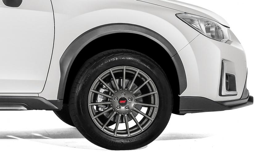 Subaru XV 2.0i-S STI introduced in Malaysia – RM123k Image #651721