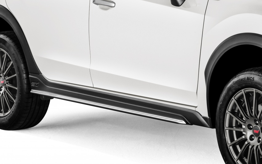 Subaru XV 2.0i-S STI introduced in Malaysia – RM123k Image #651725