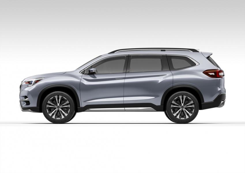 Subaru Ascent Concept previews new three-row SUV Image #644591