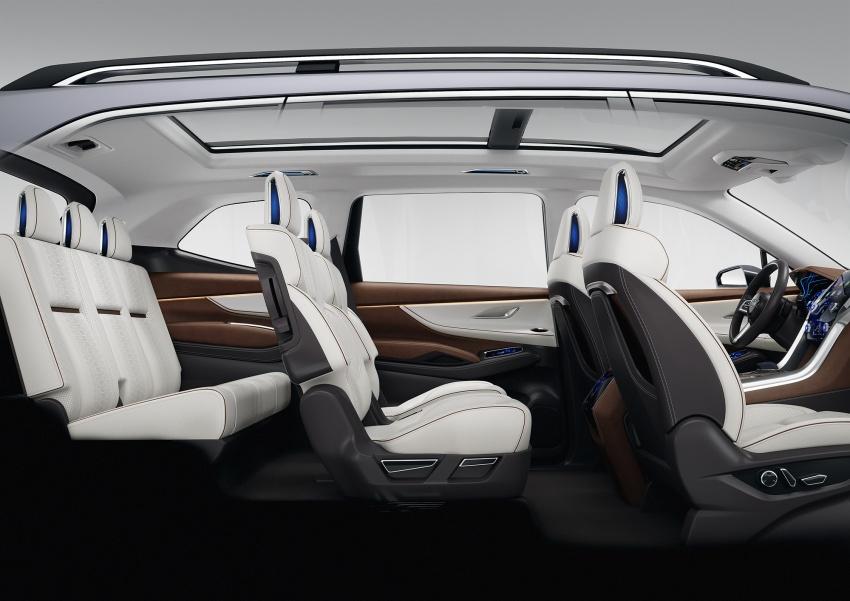 Subaru Ascent Concept previews new three-row SUV Image #644597