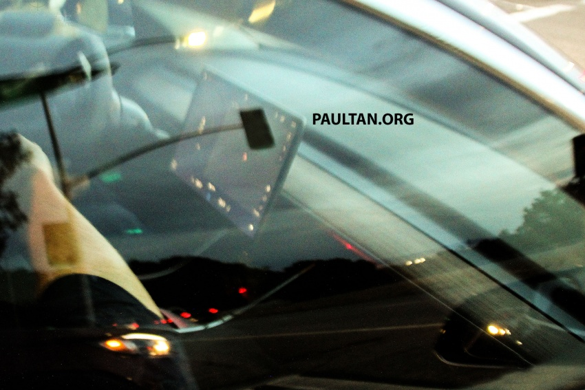 SPIED: Tesla Model 3 spotted testing, interior shown Image #641760