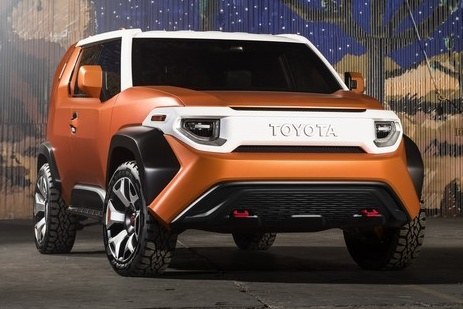 Toyota FT-4X concept revealed early before NY debut Image #643690