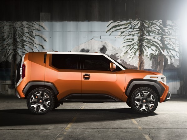 Toyota FT-4X concept revealed early before NY debut Image #643702