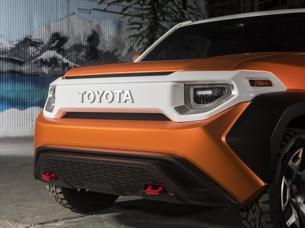 Toyota FT-4X concept revealed early before NY debut Image #643704