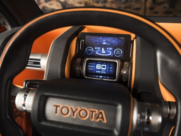 Toyota FT-4X concept revealed early before NY debut Image #643713