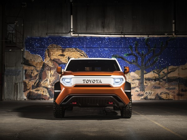 Toyota FT-4X concept revealed early before NY debut Image #643694