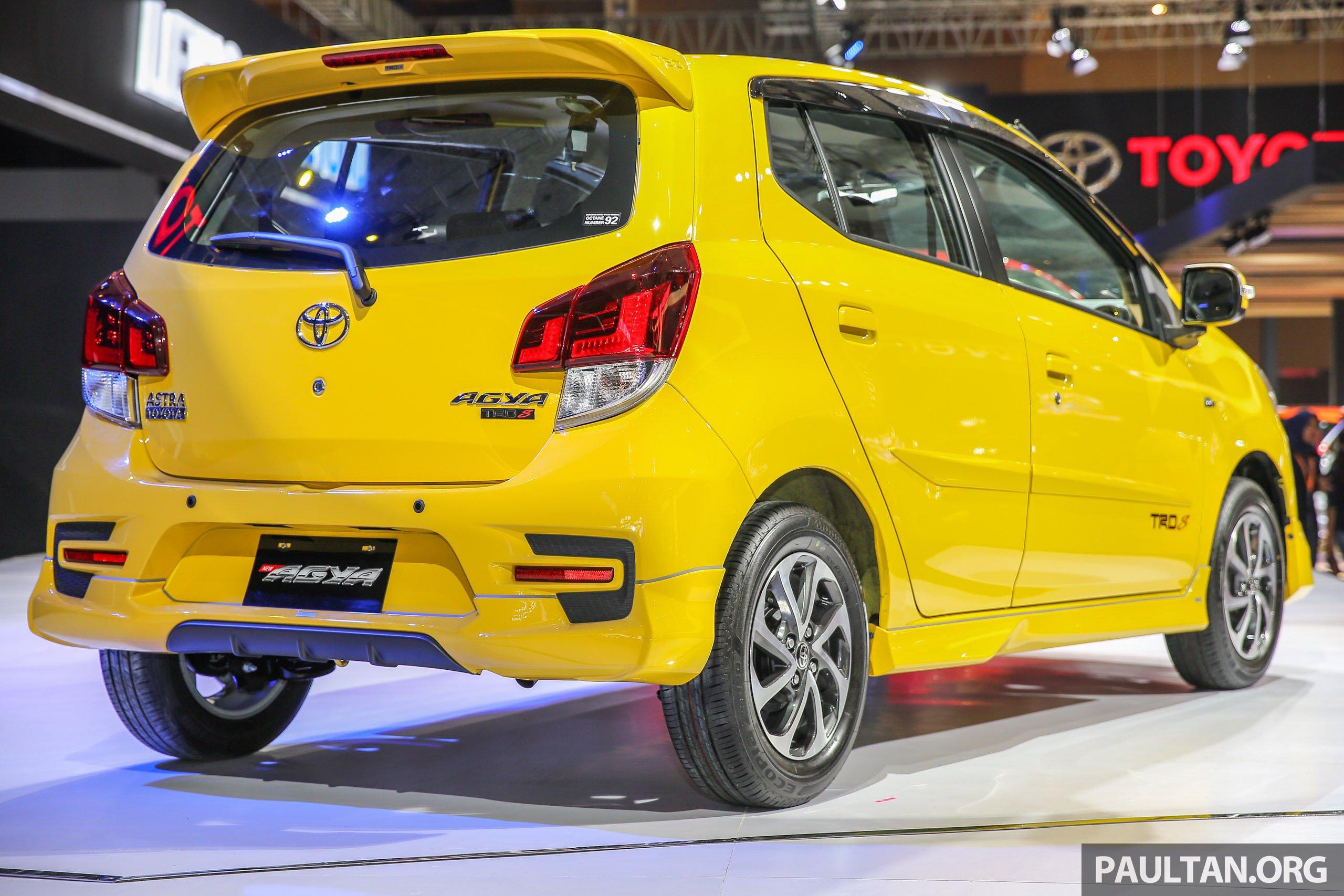 Kelebihan Harga Mobil Agya 2019 Tangguh
