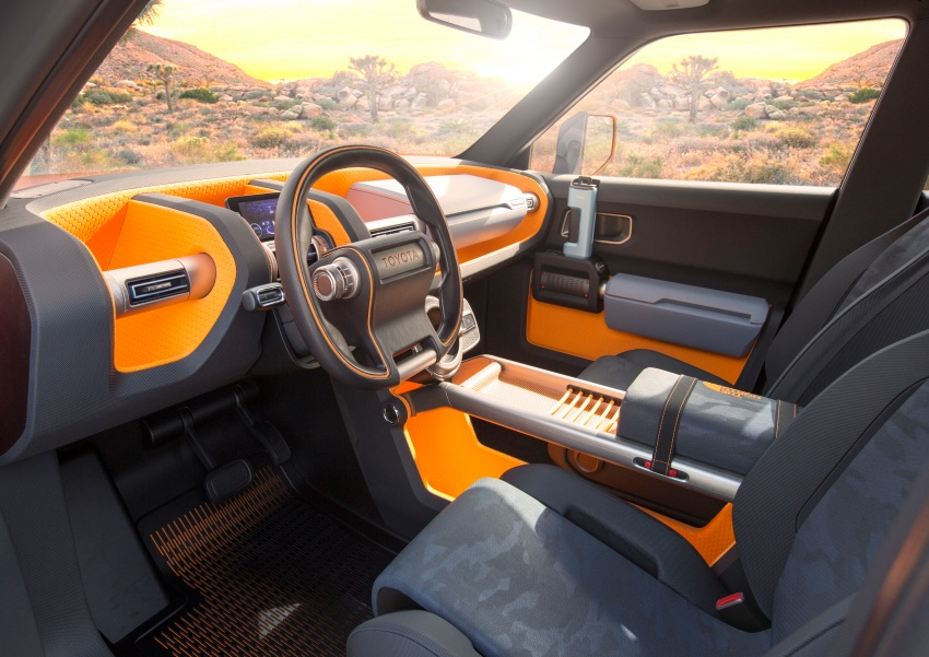 """Toyota FT-4X – """"casualcore"""" crossover for millennials Image #645585"""