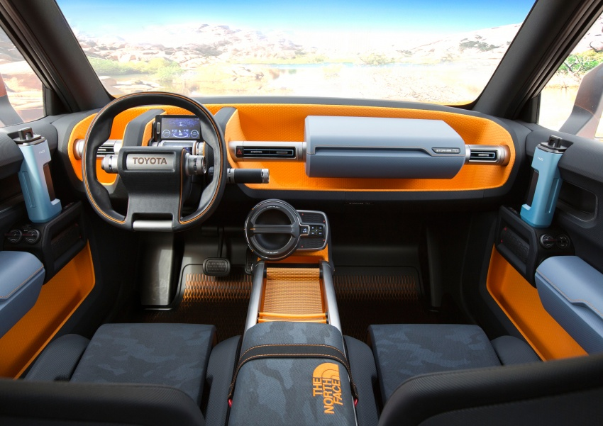 """Toyota FT-4X – """"casualcore"""" crossover for millennials Image #645586"""