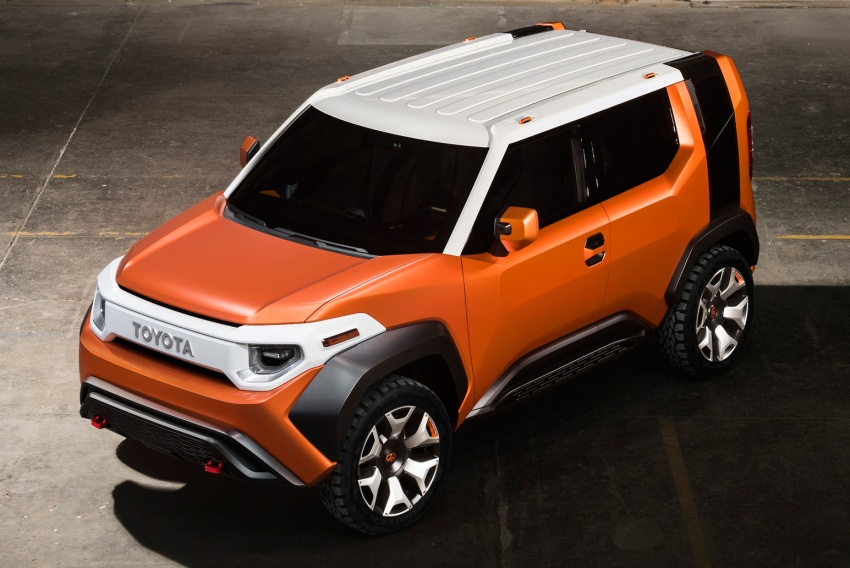 """Toyota FT-4X – """"casualcore"""" crossover for millennials Image #645576"""