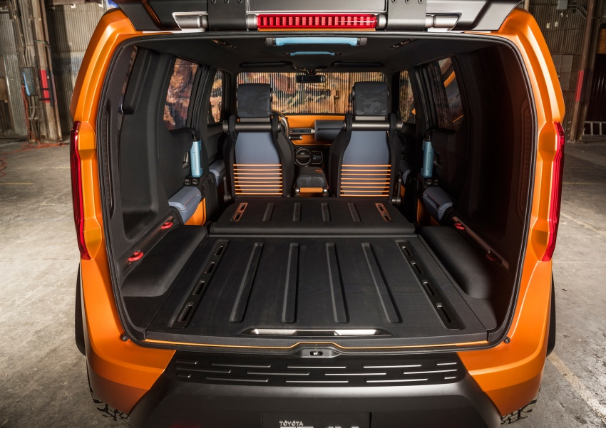 """Toyota FT-4X – """"casualcore"""" crossover for millennials Image #645595"""
