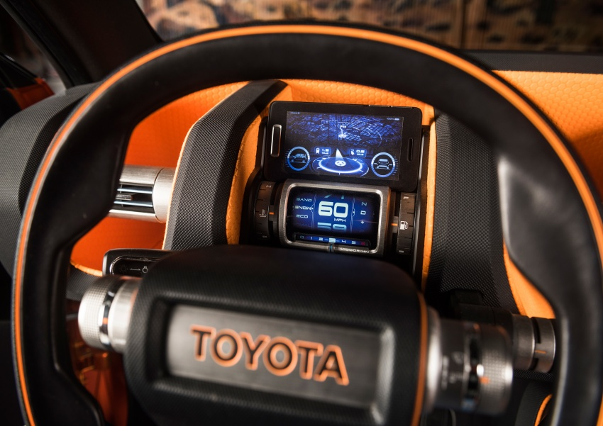 """Toyota FT-4X – """"casualcore"""" crossover for millennials Image #645602"""