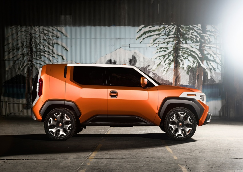 """Toyota FT-4X – """"casualcore"""" crossover for millennials Image #645615"""