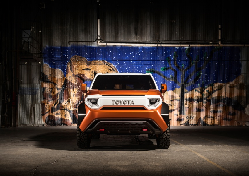 """Toyota FT-4X – """"casualcore"""" crossover for millennials Image #645578"""