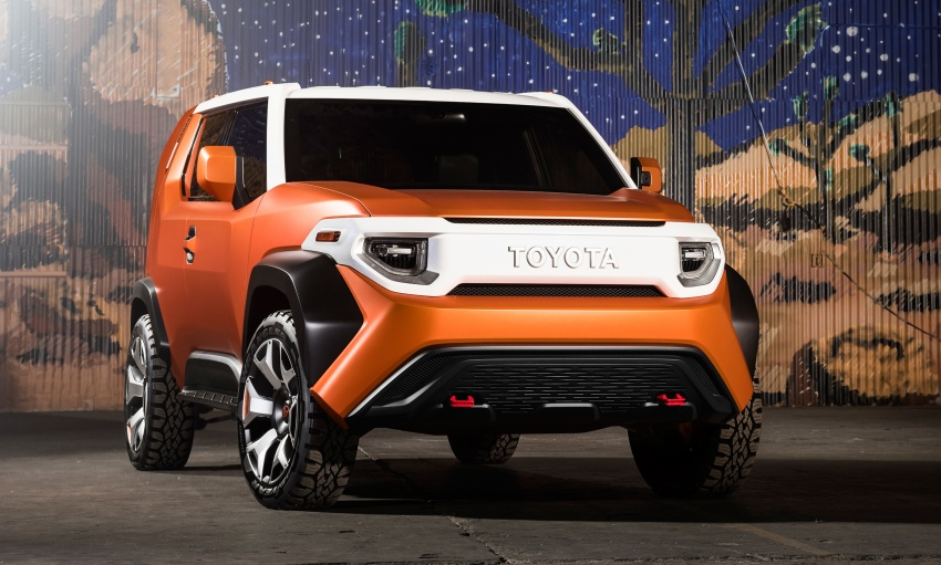 "Toyota FT-4X – ""casualcore"" crossover for millennials Image #645622"