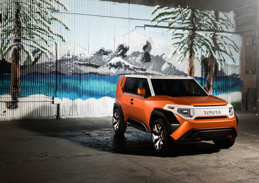 """Toyota FT-4X – """"casualcore"""" crossover for millennials Image #645580"""