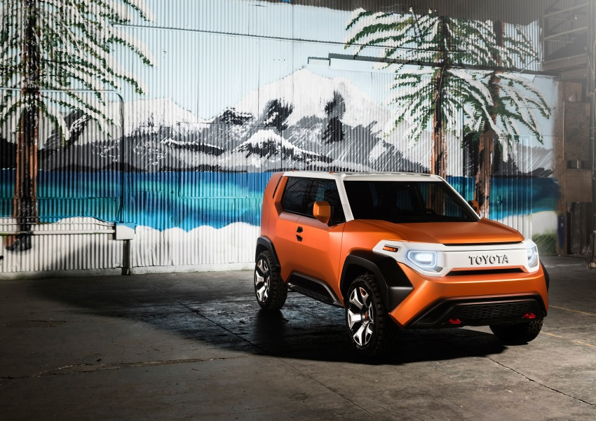 """Toyota FT-4X – """"casualcore"""" crossover for millennials Image #645581"""
