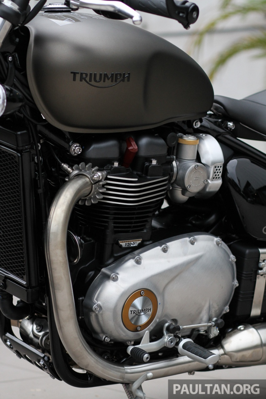 2017 Triumph Street Scrambler and Bobber now in Malaysia – priced at RM65,900 and RM74,900 plus GST Image #639227