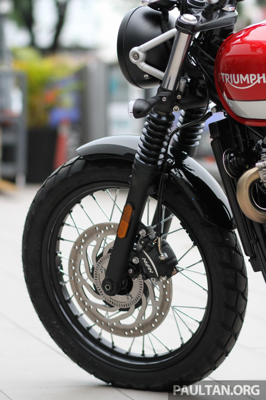 2017 Triumph Street Scrambler and Bobber now in Malaysia – priced at RM65,900 and RM74,900 plus GST Image #639270
