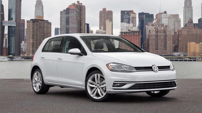 VW bakal pamer barisan Golf 2018 di New York Image #643347