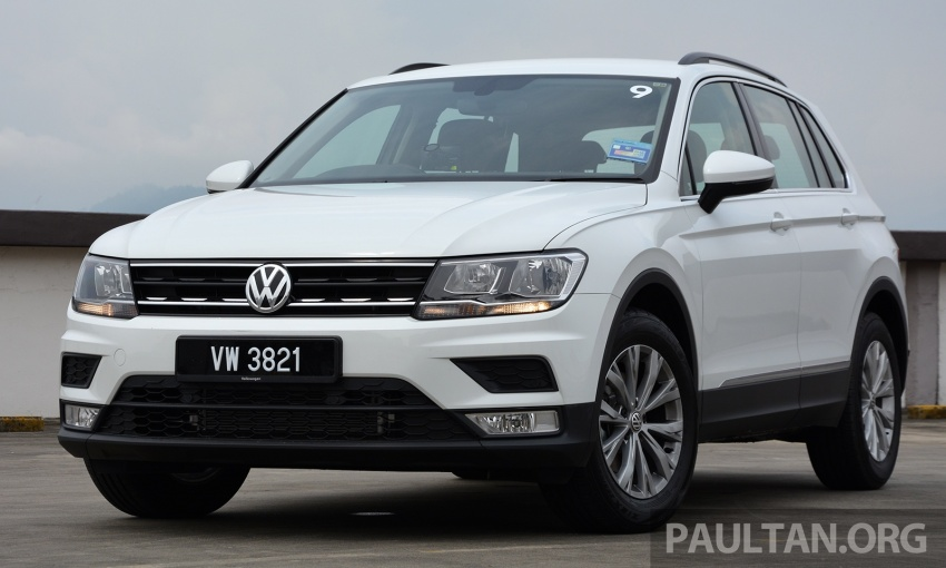 New Volkswagen Tiguan launched in Malaysia – 1.4 TSI Comfortline and Highline, CKD from RM148,990 Image #639946