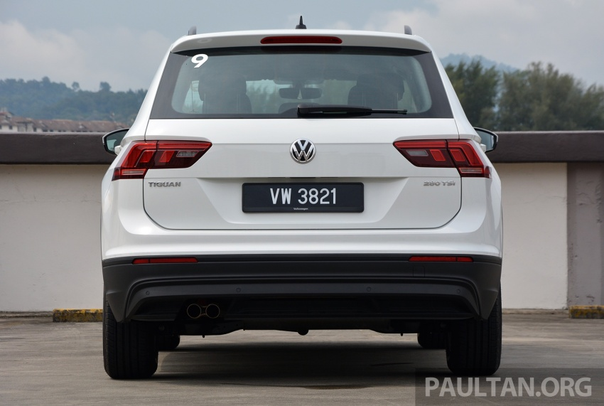 New Volkswagen Tiguan launched in Malaysia – 1.4 TSI Comfortline and Highline, CKD from RM148,990 Image #639957