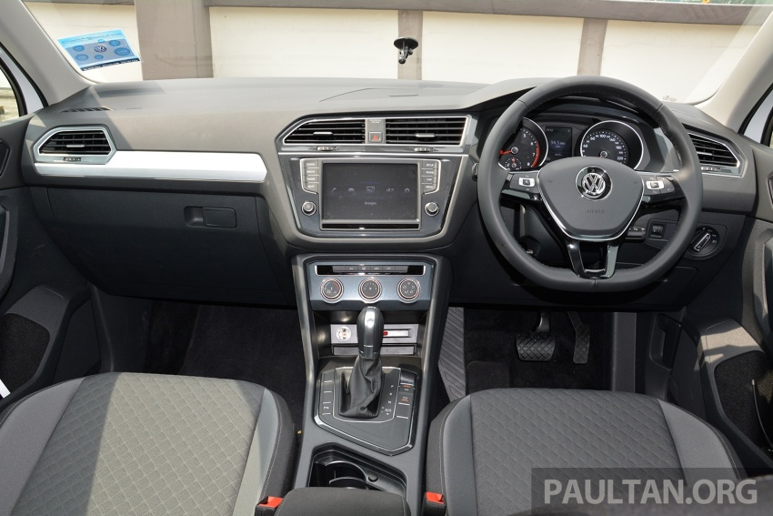 New Volkswagen Tiguan launched in Malaysia – 1.4 TSI Comfortline and Highline, CKD from RM148,990 Image #639965
