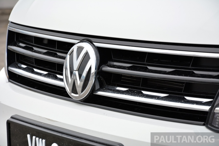 New Volkswagen Tiguan launched in Malaysia – 1.4 TSI Comfortline and Highline, CKD from RM148,990 Image #639949