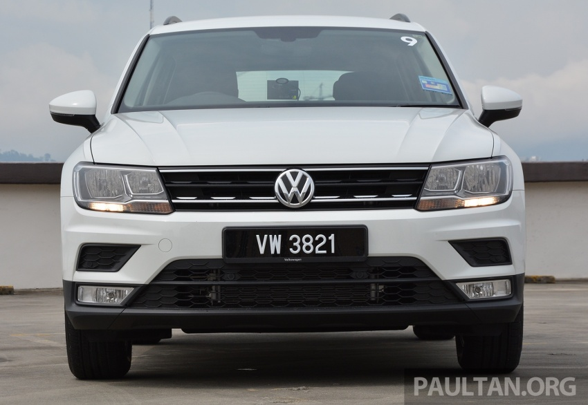 New Volkswagen Tiguan launched in Malaysia – 1.4 TSI Comfortline and Highline, CKD from RM148,990 Image #639954