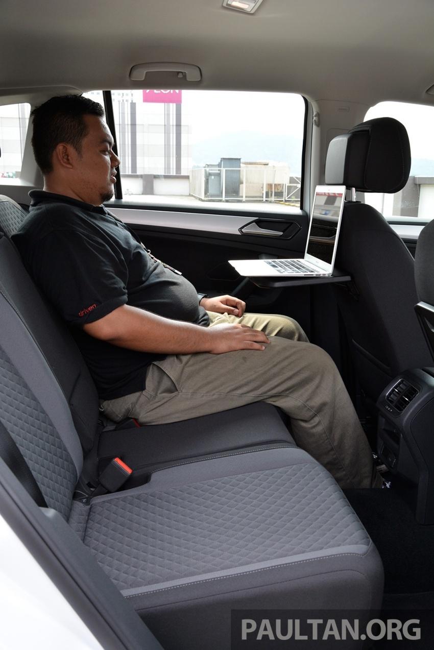 DRIVEN: Volkswagen Tiguan – striking middle ground Image #641493