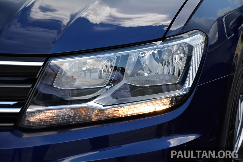 DRIVEN: Volkswagen Tiguan – striking middle ground Image #641478