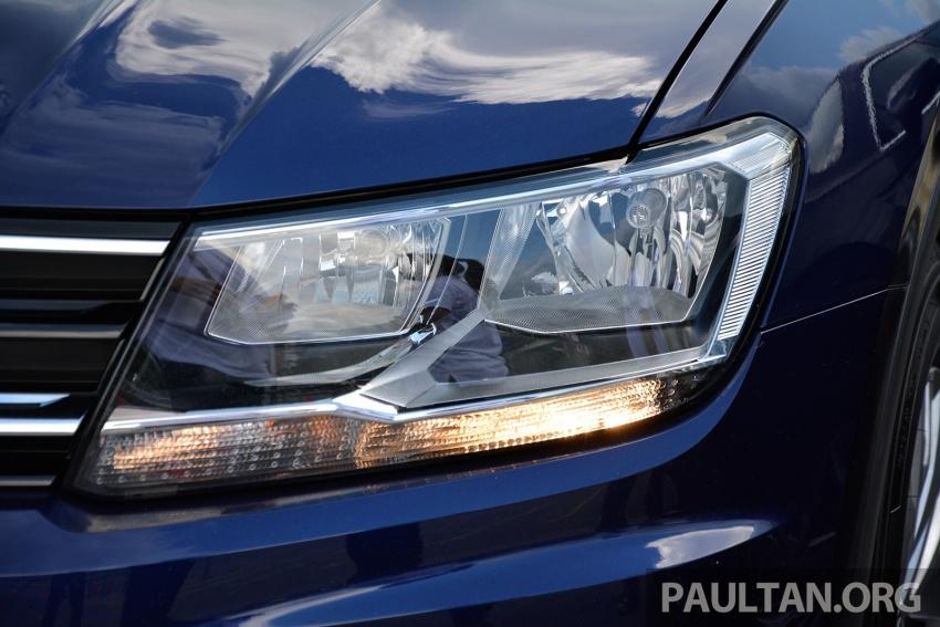 DRIVEN: Volkswagen Tiguan – striking middle ground Image #641478