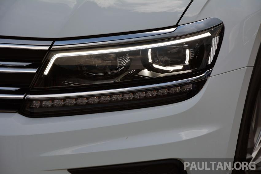 DRIVEN: Volkswagen Tiguan – striking middle ground Image #641479