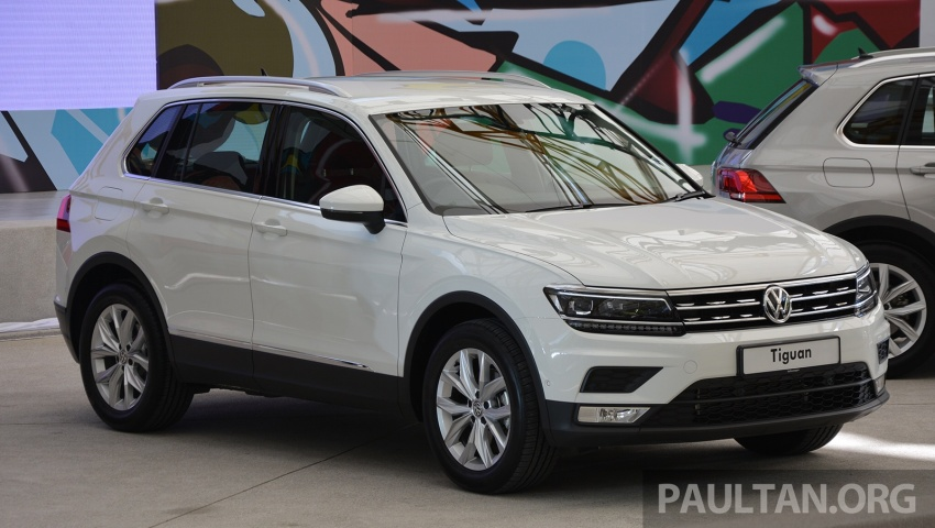 New Volkswagen Tiguan launched in Malaysia – 1.4 TSI Comfortline and Highline, CKD from RM148,990 Image #640081