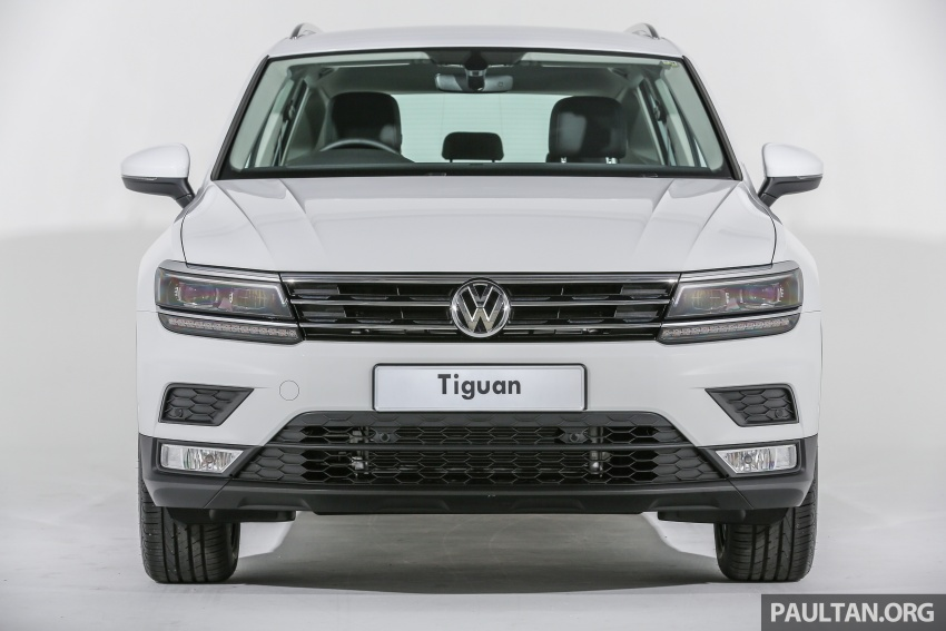 New Volkswagen Tiguan launched in Malaysia – 1.4 TSI Comfortline and Highline, CKD from RM148,990 Image #639645