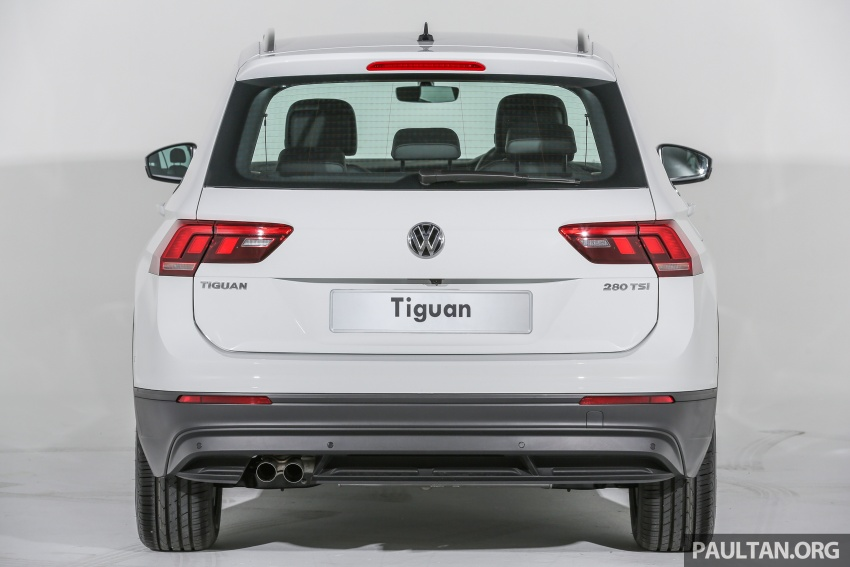 New Volkswagen Tiguan launched in Malaysia – 1.4 TSI Comfortline and Highline, CKD from RM148,990 Image #639646