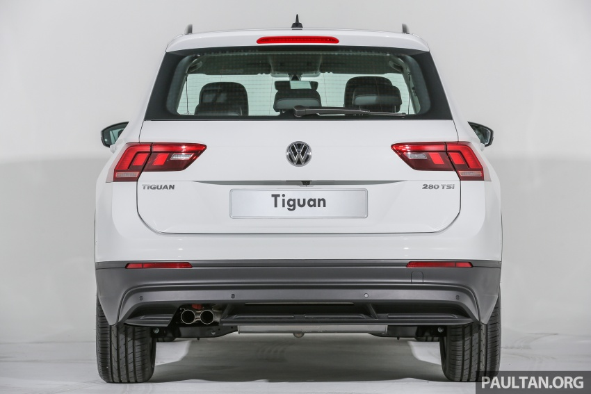 New Volkswagen Tiguan launched in Malaysia – 1.4 TSI Comfortline and Highline, CKD from RM148,990 Image #639647