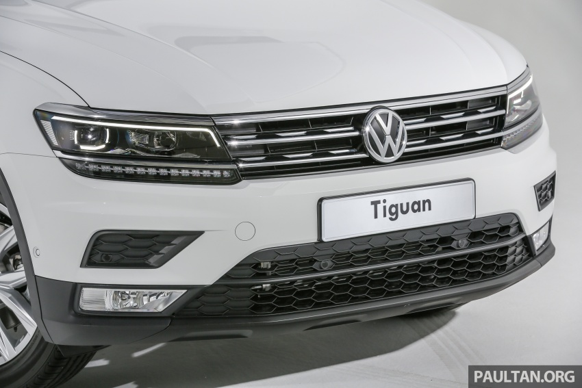 New Volkswagen Tiguan launched in Malaysia – 1.4 TSI Comfortline and Highline, CKD from RM148,990 Image #639651