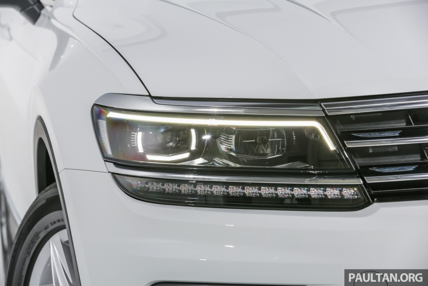 New Volkswagen Tiguan launched in Malaysia – 1.4 TSI Comfortline and Highline, CKD from RM148,990 Image #639653